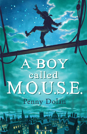 Cover of A Boy Called MOUSE - paperback August 2011